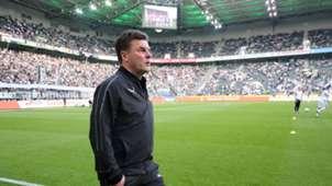 Dieter Hecking Borussia Mönchengladbach