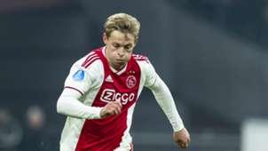 Frenkie de Jong, Ajax, 02022019