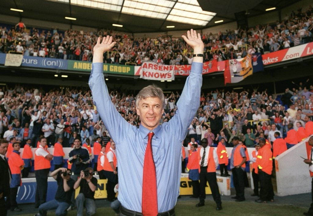 Wenger Knows