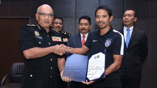 Safiq Rahim, Johor Darul Ta'zim, 30/04/2017