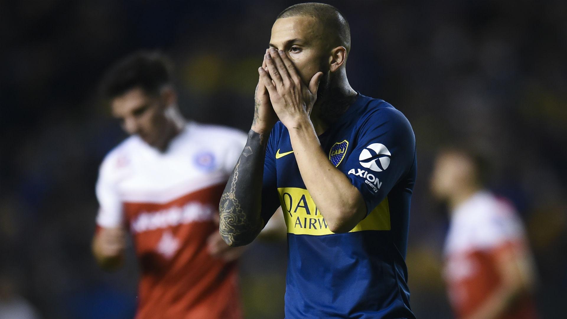 Un attaquant de Boca Juniors dans le viseur — OM