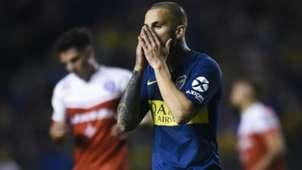 Benedetto Boca Argentinos Copa Superliga 26052019