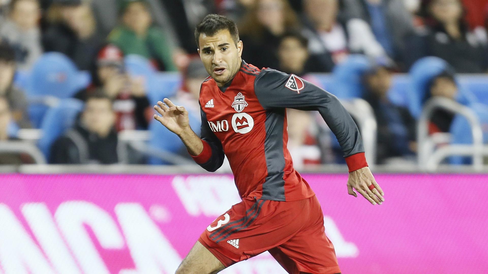Steven Beitashour Toronto FC