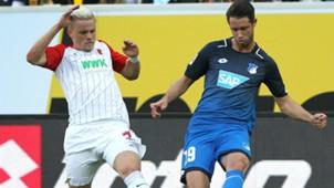 Hoffenheim Augsburg Bundesliga 14102017
