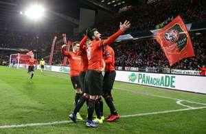 Rennes Arsenal Europa League