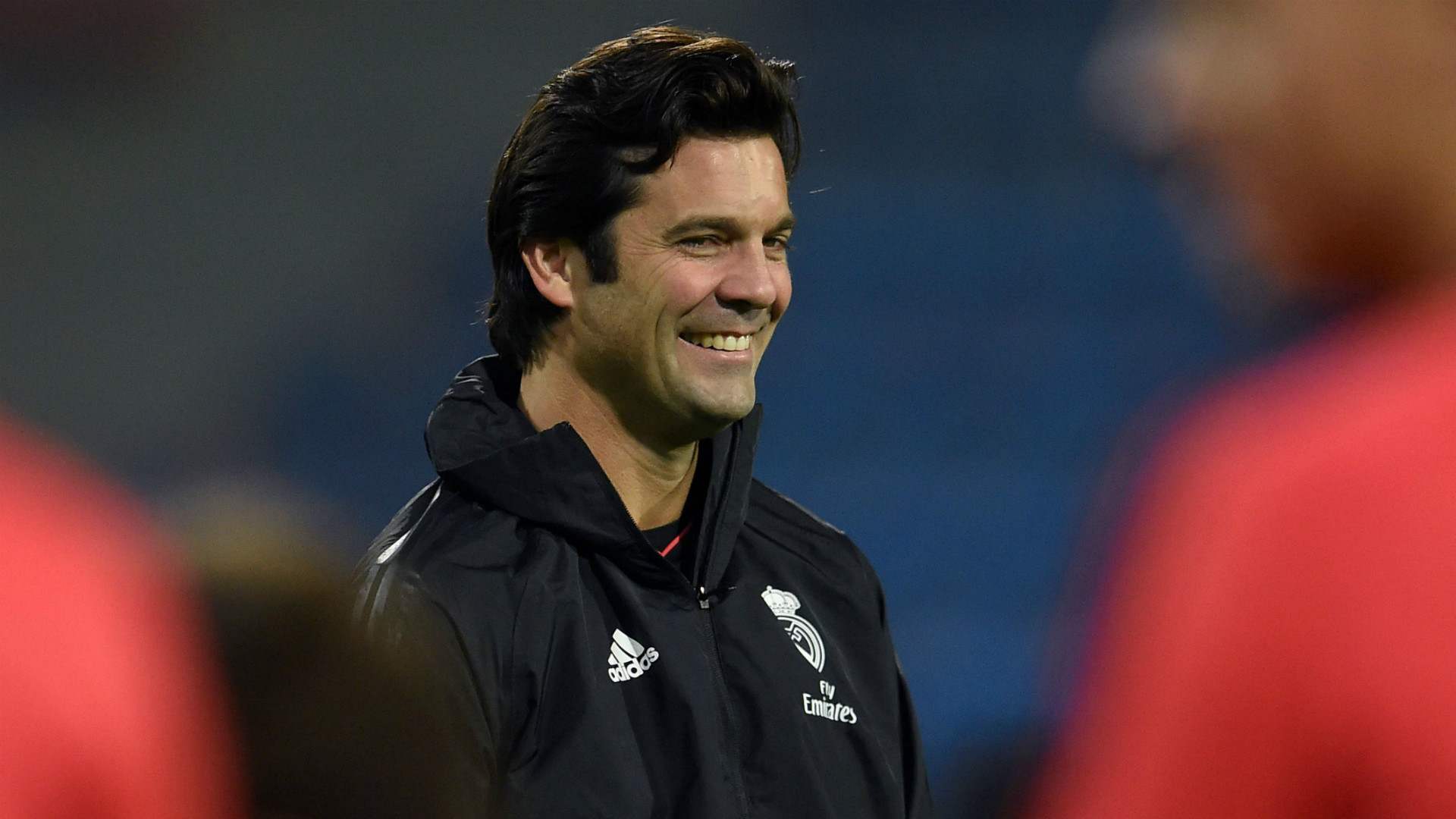 Real Madrid appoint Solari until 202