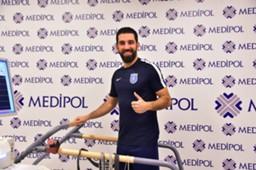 Arda Turan Basaksehir medical examination