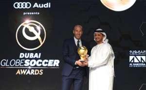 Zidane Globe Awards