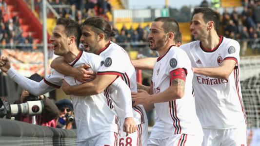 Milan celeb