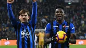 Duvan Zapata Atalanta Serie A 2018
