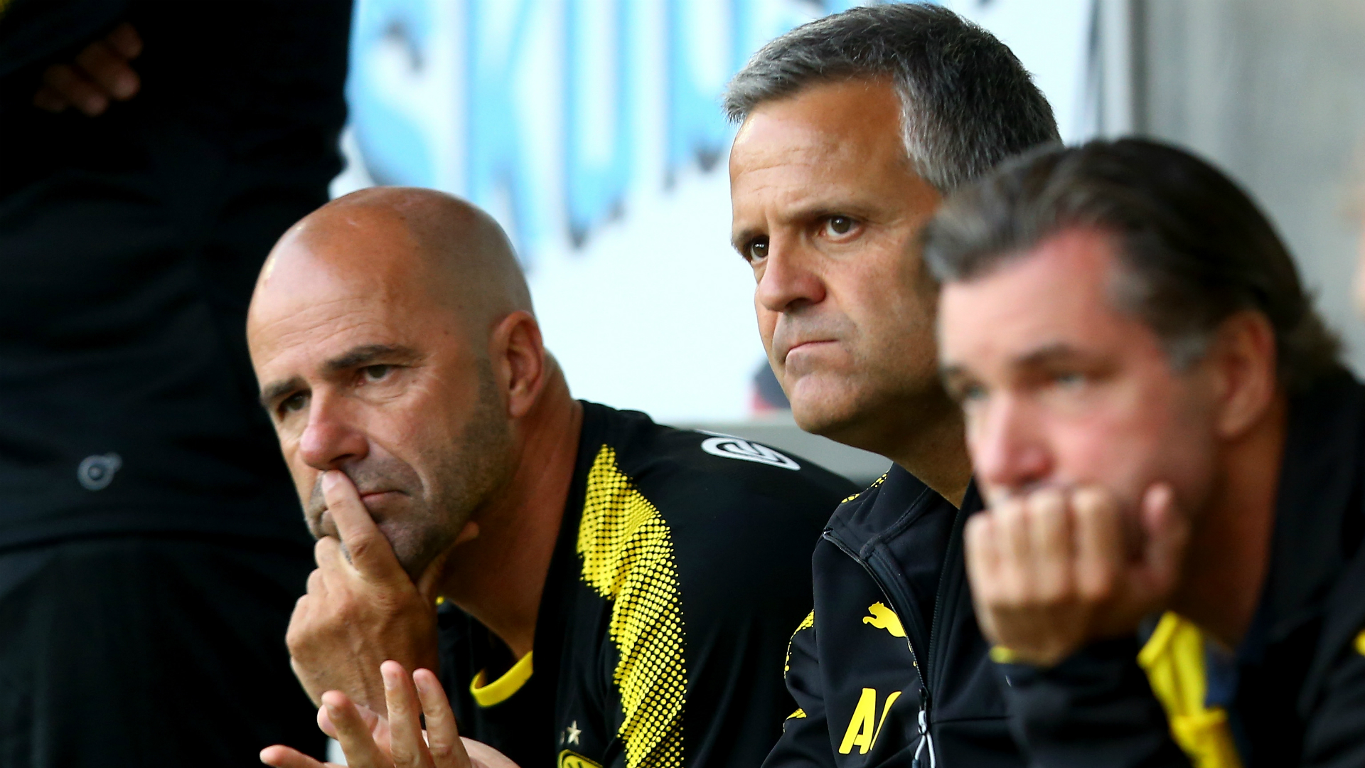 Albert Capellas Peter Bosz Borussia Dortmund