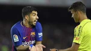 Luis Suarez Barcelona Espanyol La Liga