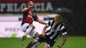 Behrami Biraschi Udinese Genoa