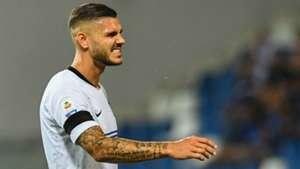 Icardi Sassuolo Inter Serie A