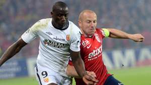 2015 Lille Florent Balmont Lens Adamo Coulibaly