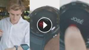 GFX VID Griezmann watch