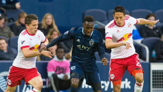 Sporting KC Red Bulls MLS 05072017