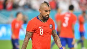 Arturo Vidal México vs Chile