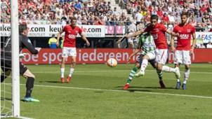 AZ - PEC Zwolle, Eredivisie 05062018