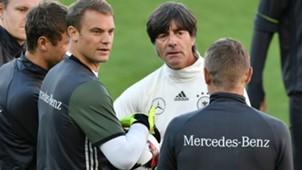 Joachim Löw Manuel Neuer 03092016