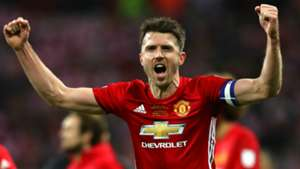 Michael Carrick Manchester United