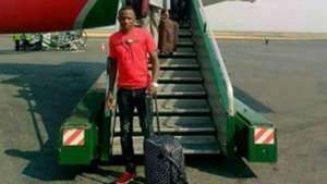 Burundi striker for AFC Leopards.