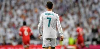 Cristiano Ronaldo Real Madrid Bayern Munich UCL 01052018