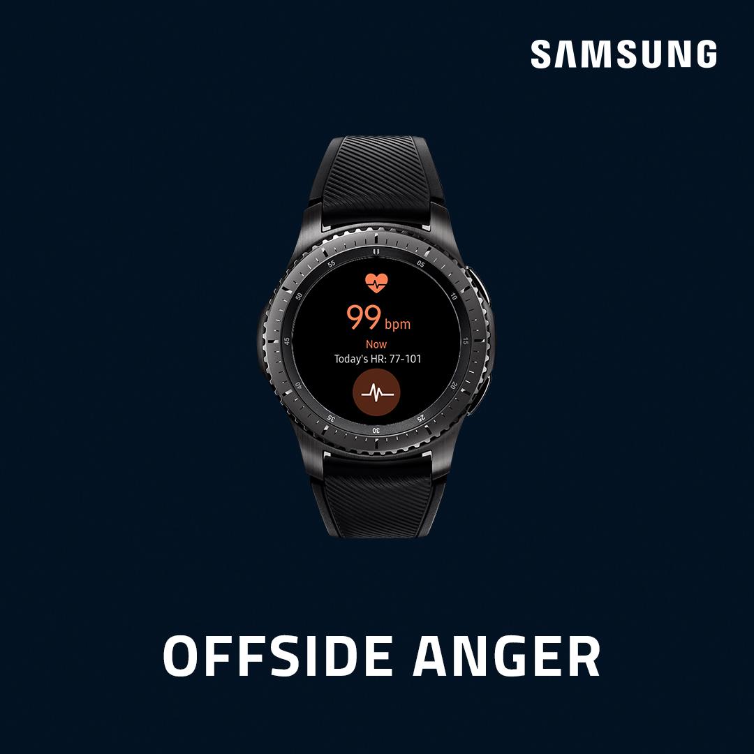 Samsung GFX Offisde