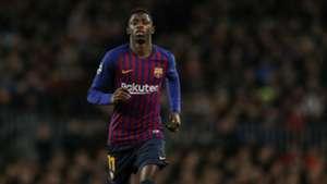 Ousmane Dembele FC Barcelona Champions League