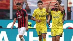 Sergio Pellissier Milan Chievo