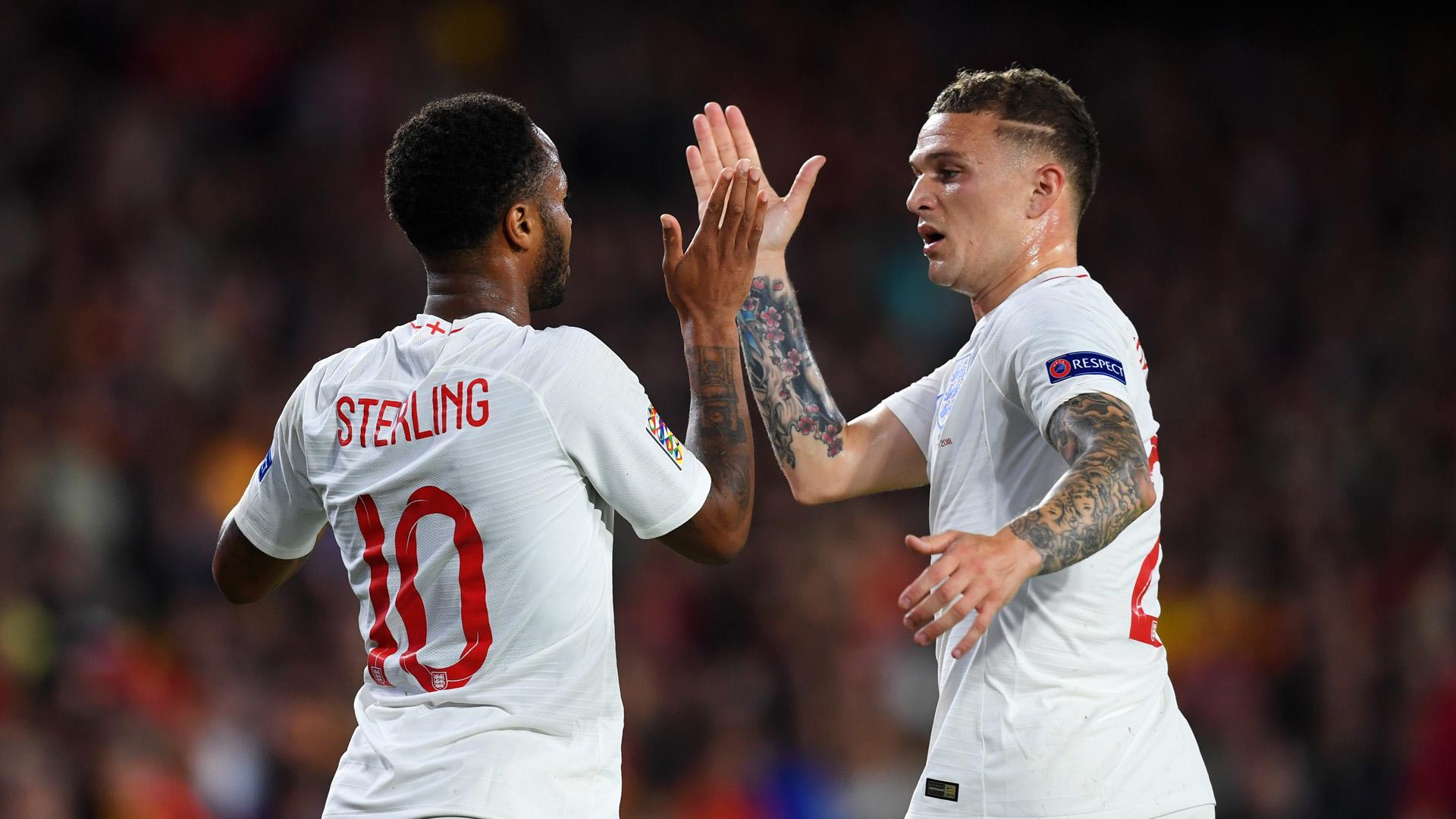 Spanien England Nations League 2018