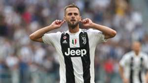 Miralem Pjanic Juventus Lazio