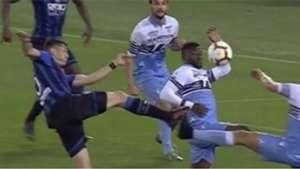 Atalanta Lazio Bastos