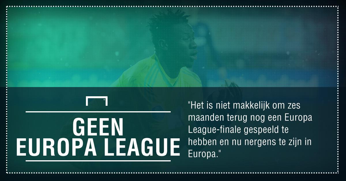 André Onana GFX, FC Twente - Ajax, 02122017