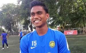Sean Eugene Selvaraj, Malaysia U23, 04122017