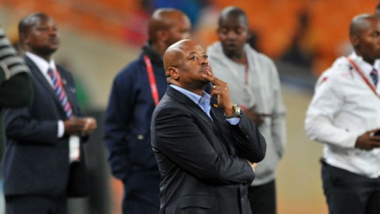 Bobby Motaung Kaizer Chiefs 03 October 2017