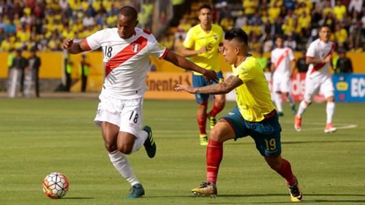 Ecuador Peru Eliminatorias 05092017