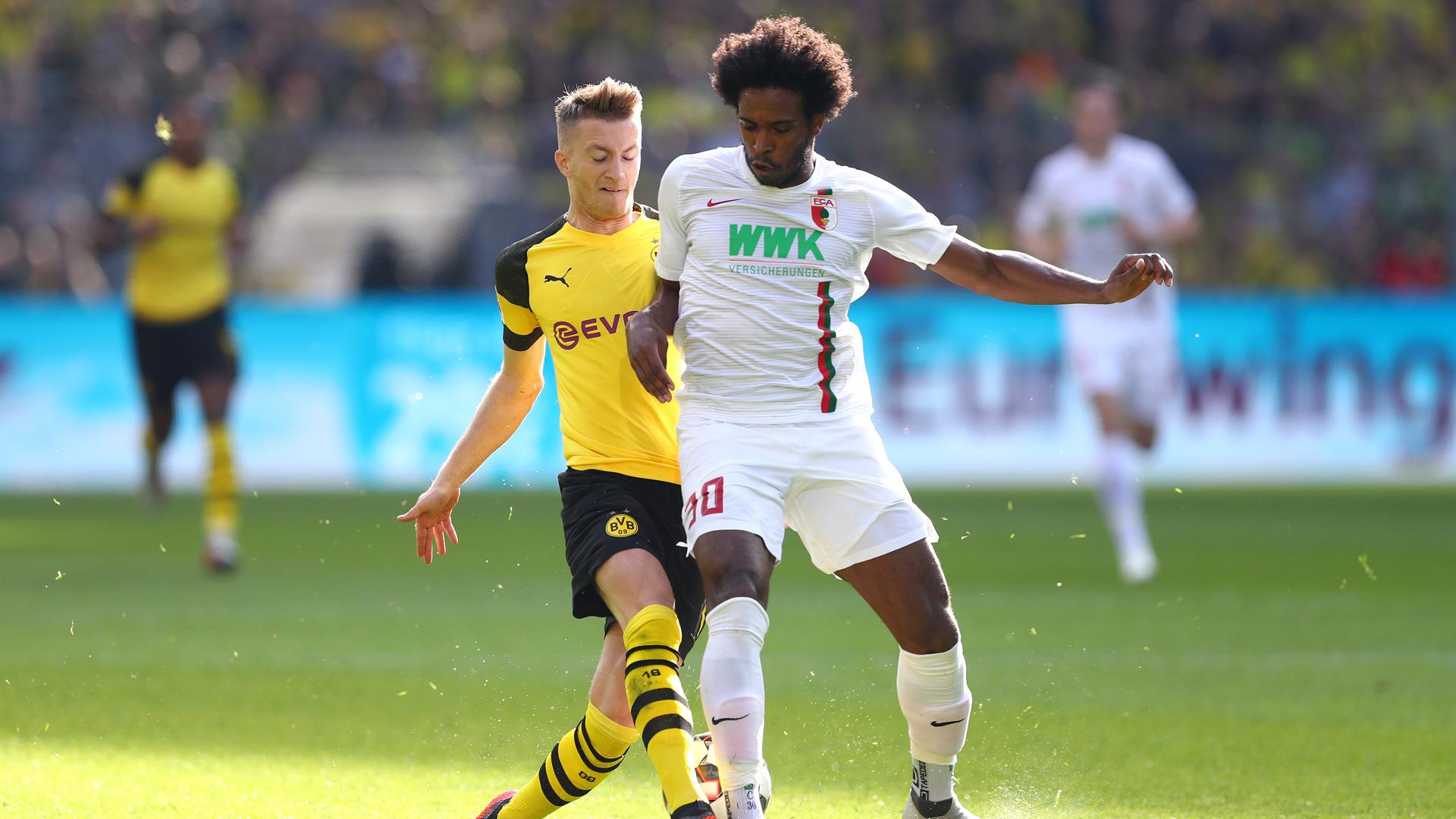 Borussia Dortmund FC Augsburg 06102018