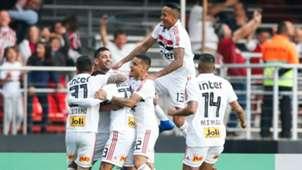 Diego Souza Reinaldo São Paulo Vasco Campeonato Brasileiro 05082018