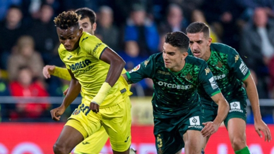 d6ce51473a4 Villarreal winger Samuel Chukwueze  Playing in England is still an ambition  for me