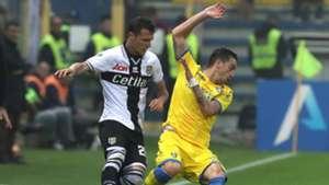 Luca Siligardi Raffaele Maiello Parma Frosinone Serie A
