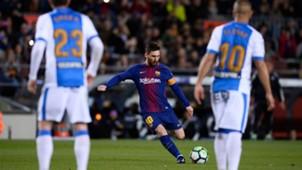 Lionel Messi Barcelona Leganes LaLiga