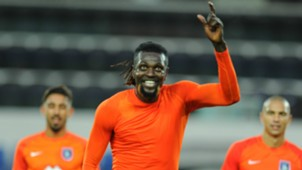 ONLY GERMANY Emmanuel Adebayor Basaksehir 14102017