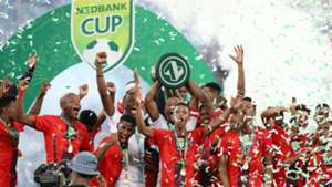 EXTRA TIME: Kaizer Chiefs fans complain while TS Galaxy celebrate Nedbank Cup glory