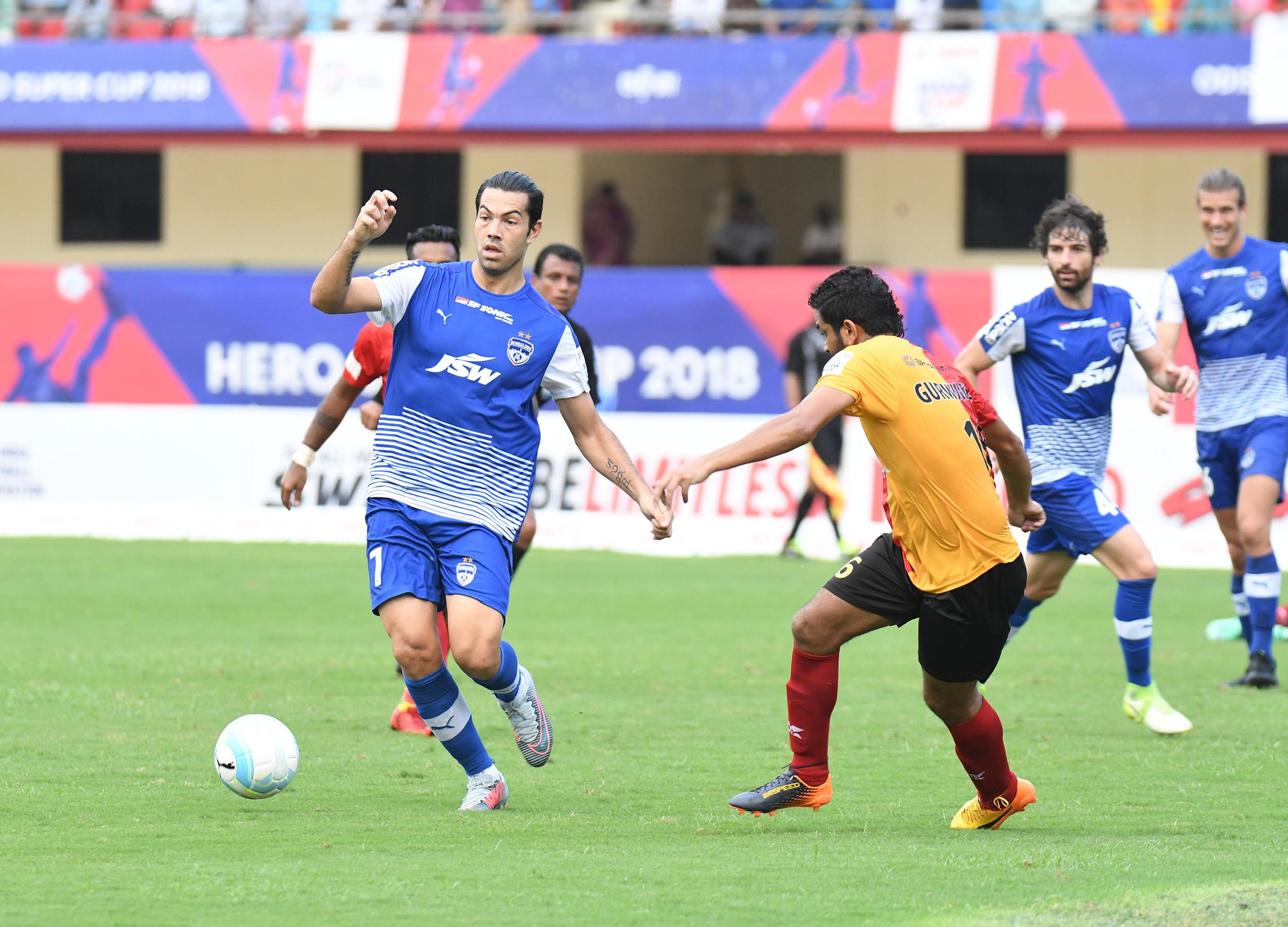 East Bengal Bengaluru FC Super Cup 2018 Final
