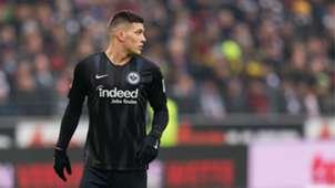 Luka Jovic Eintracht Frankfurt Bundesliga