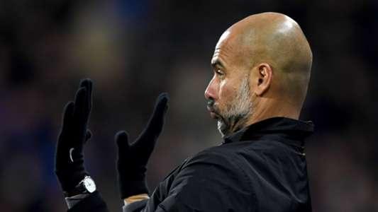 Pep Guardiola, Man City