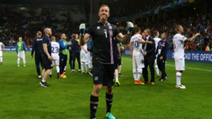 HD Iceland celebrate Euro 2016