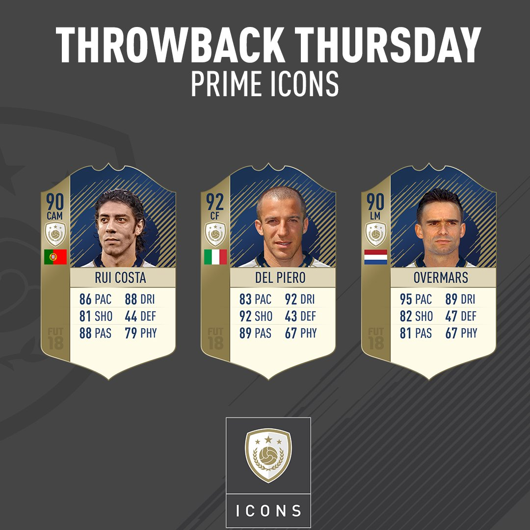 FIFA 18 Prime Icons 1