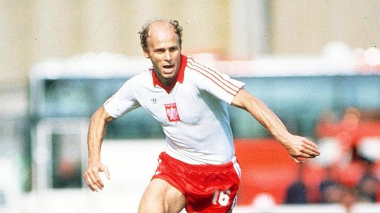 Grzegorz Lato el azo polaco que lleg³ a México en los 80